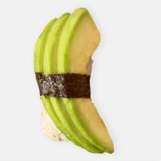 avokado nigiri sushi