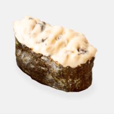 herkkusienimajoneesi gunkan sushi