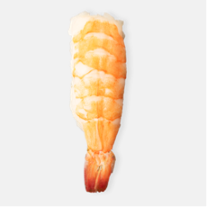 katkarapu nigiri sushi
