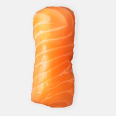 Lohi nigiri sushi