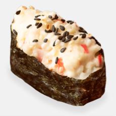 rapumajoneesi gunkan sushi
