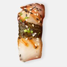tilapia nigiri sushi