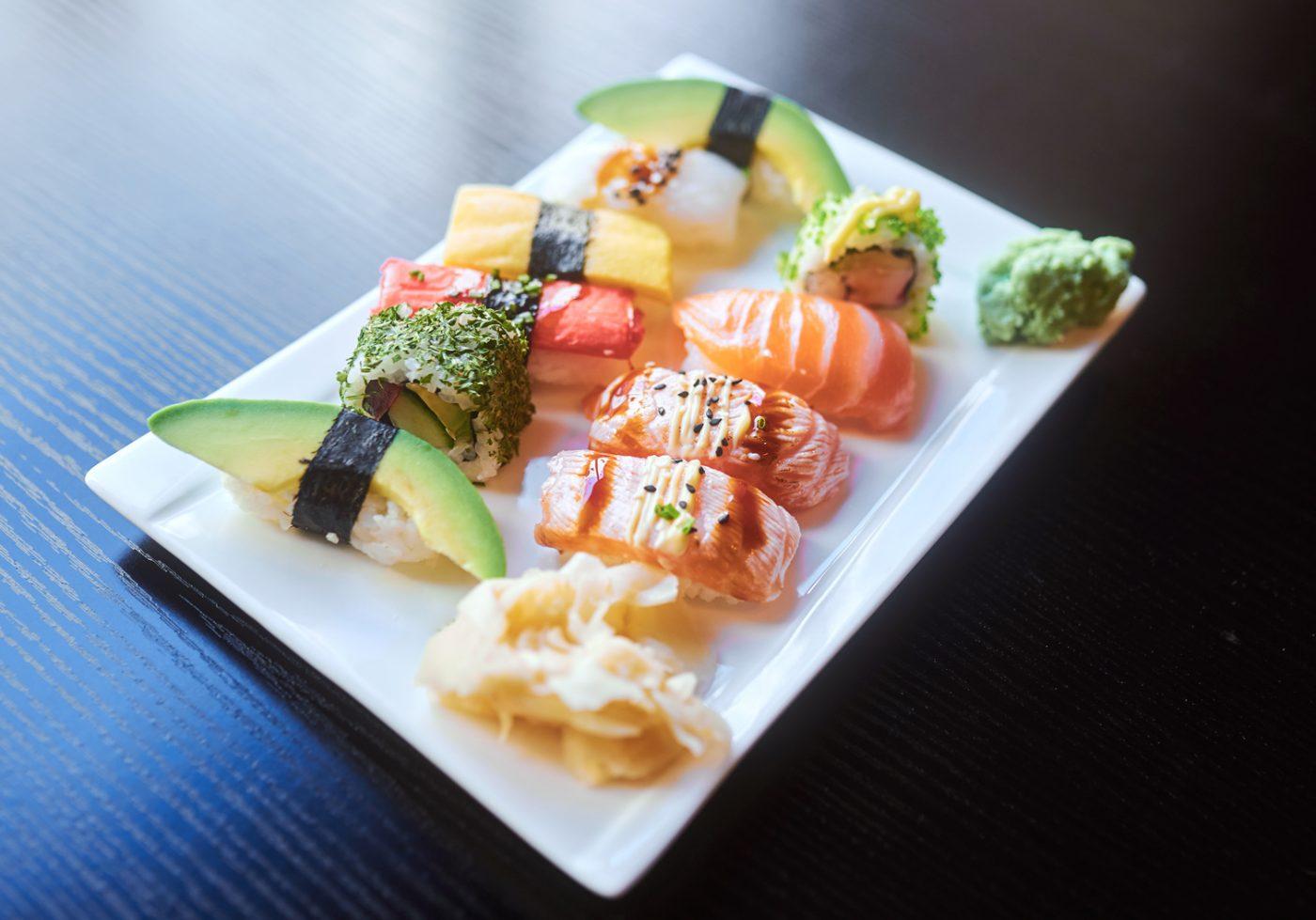 Sushi buffet Hämeenkatu