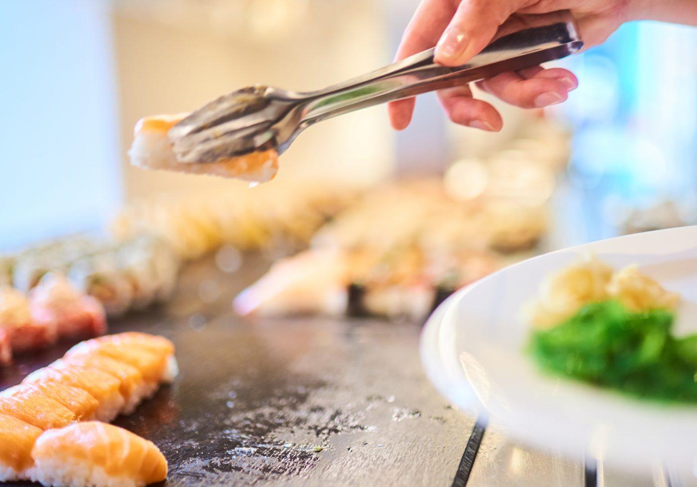 Sushi buffet Ideapark Lempäälä