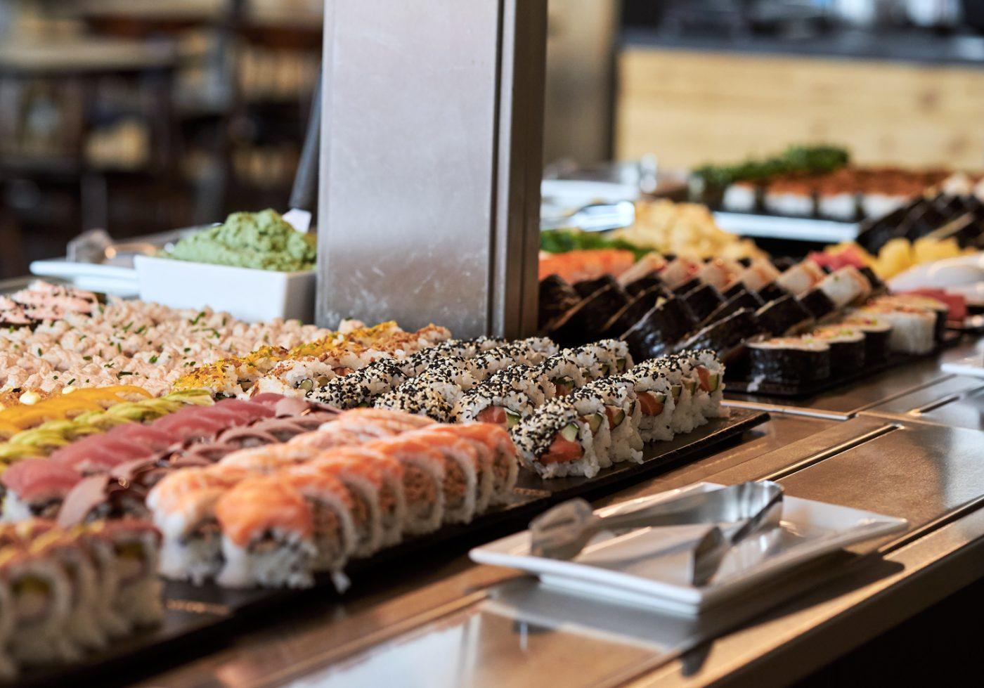 Sushi buffet Skanssi